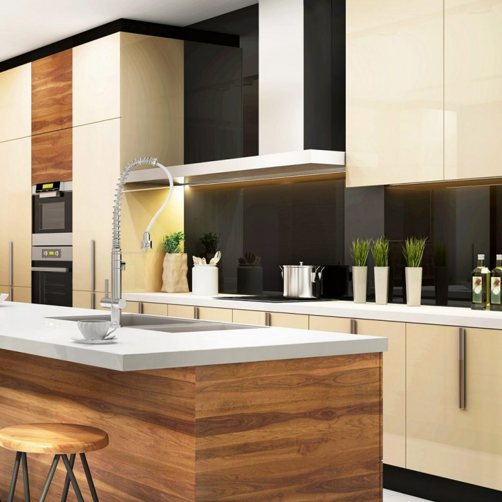 Zastosowanie szkła w aranżacjach kuchennych